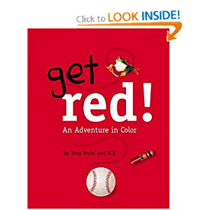 Get Red! An Adventure in Color