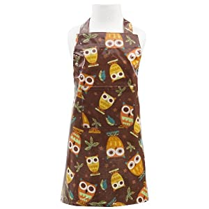 asd Living Andy Apron with Hooter Design