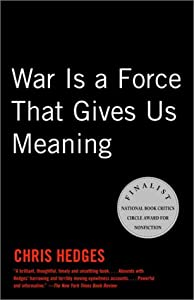 "Cover of ""War Is A Force That Gives Us Me..."