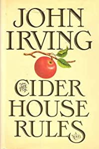 "Cover of ""The Cider House Rules"""
