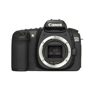 Canon EOS 30D 8.2MP Digital SLR Camera