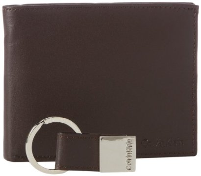 Calvin-Klein-Mens-Leather-Bifold-Wallet-with-Key-Fob