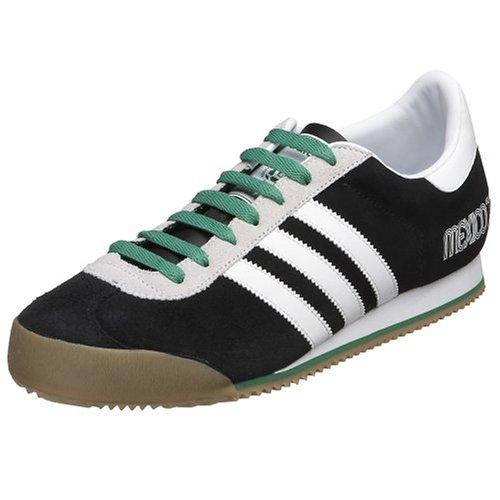 Potencial Corrupto Misterioso  shoes adidas mexico: adidas Men's Kick 70 Mexico Soccer Shoe, Black/White,  7 M | Shoes Shop