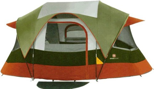 Swiss Gear Valais 14- by 11-Foot Family Dome Tent