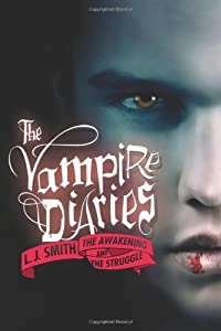 "Cover of ""The Vampire Diaries: The Awaken..."