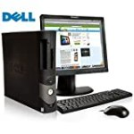 Dell Optiplex GX280 2.8MHz/1GB/80GB Desktop With 17″ LCD for $134.51 + Shipping