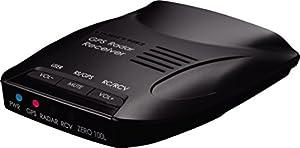 コムテック レーダー探知機 薄型タイプ Gセンサー搭載【OBD2対応】ZERO 100L