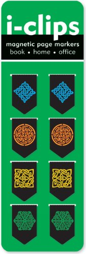 Celtic i-Clips Magnetic Bookmarks