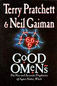 "Cover of ""Good Omens : The Nice and Accur..."