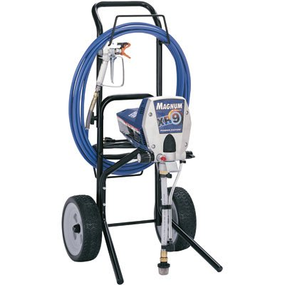 Graco Magnum XR9 (232750) Electric Airless Paint Sprayer review ... cb9453c91af