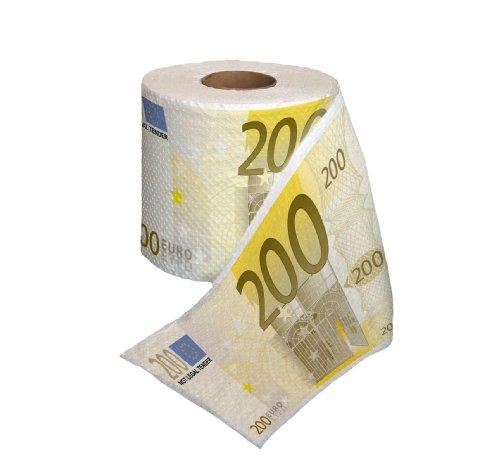 thumbsUp! 200 Euro Toilet Paper