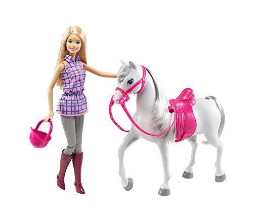 barbie doll & horse,video review,(VIDEO Review) Barbie Doll & Horse,