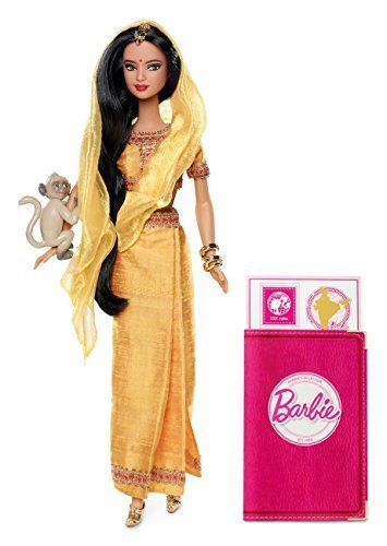Barbie Collector Dolls of The World India Doll by Barbie