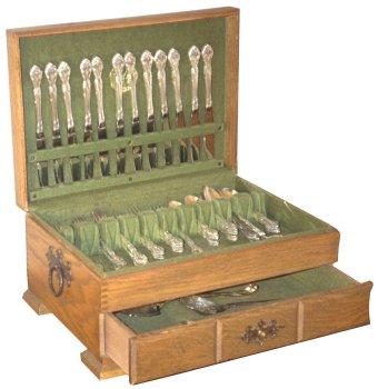 silverware chest woodworking plans