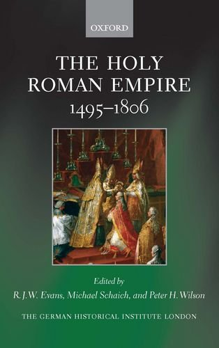 The Holy Roman Empire 1495-1806 (Studies of the German Historical Institute London)