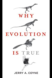 "Cover of ""Why Evolution Is True"""