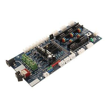 3D0004-Carte-de-commande-dimprimante-3D-DIY-pour-rampes-de-PCB-Ultimaker-Compatible-Dual-Imprimer-EW-Bleu