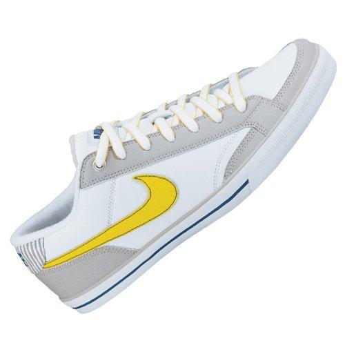 Nike Sneaker CAPRI II weiß/gelb 43