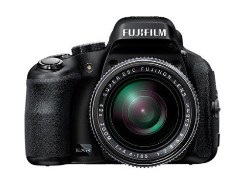 Fujifilm FinePix HS50EXR 16MP Digital Camera with 3-Inch LCD (Black) (OLD MODEL)