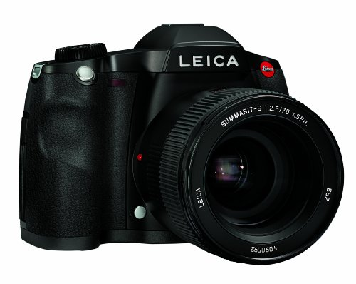 Leica S2 37.5MP Interchangeable Lens Camera with 3 inch LCD
