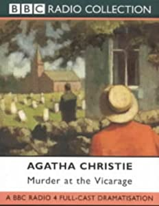 """Cover of """"The Murder at the Vicarage (BBC..."""