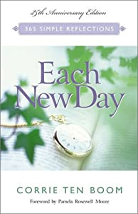 "Cover of ""Each New Day (25th ann. ed.)"""