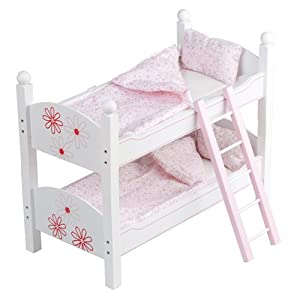 """... and Mattresses - Beds Fit 18"""" American Girl Dolls: Toys & Games"""