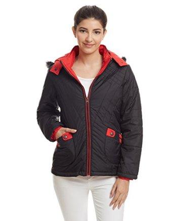 Fort Collins Women's Down Jacket (11319-ol_Black_L)