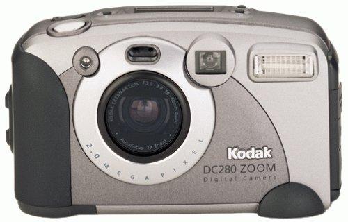 Kodak DC280 2MP Digital Camera w/ 2x Optical Zoom
