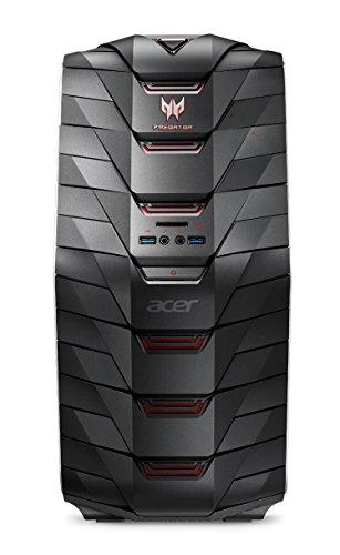 I Acer depredador G6-710 DT.B1DEG.001 Desktop-PC(Intel Core i5 6600 K, 8 GB...