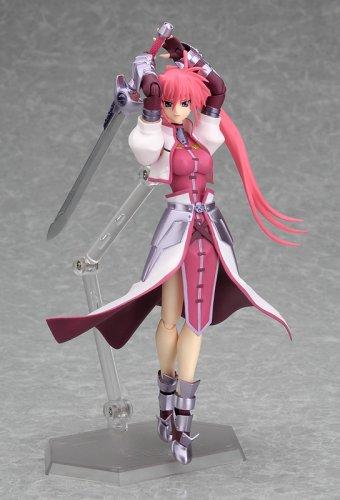Magical Girl Lyrical Nanoha StrikerS First Lieutenant Signum Knight Figma Figure
