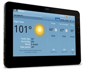 """View Sonic gTablet with 10"""" Multi-Touch LCD Screen, Android OS 2.2"""