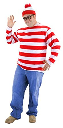 Where's Waldo Costum
