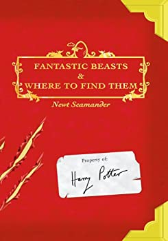 """Cover of """"Fantastic Beasts and Where to F..."""