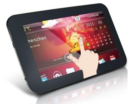 7インチ タブレット PC Android 4.0 アンドロイド パソコン Wi-Fi WEBカメラ 動画 音楽 ATB701A ( MID701A 後継機種 )