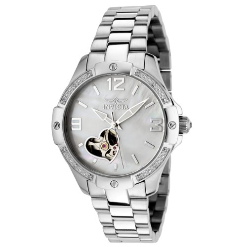 invicta women s 0288 specialty collection automatic