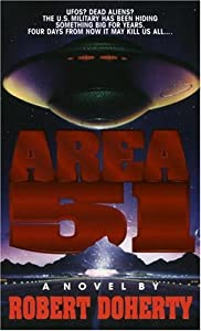 "Cover of ""Area 51 (Area 51, Book 1)"""