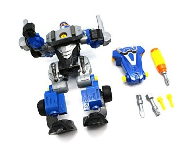 Ver-Baby-Super-Hero-3-in-1-Robot-Building-Kit-for-Kids-Take-Apart-Learning-Toy-Set-for-Children-Includes-Kiddies-Tool-Set