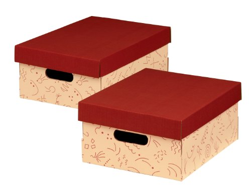 Boite Rangement Carton Pas Cher