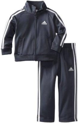adidas-Toddler-Boys-Iconic-Tricot-Jacket-and-Pant-Set-GreyWhite-2T