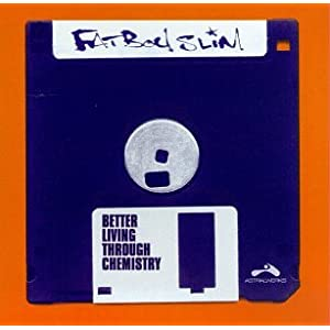 CD art for Fat Boy Slim