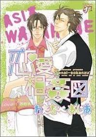 恋愛相姦図 (JUNEコミックス ピアスシリーズ)