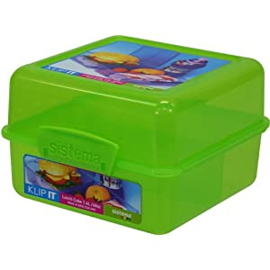 Sistema Lunch Cube, Lime