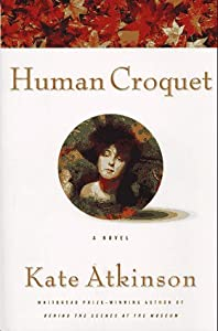 "Cover of ""Human Croquet"""