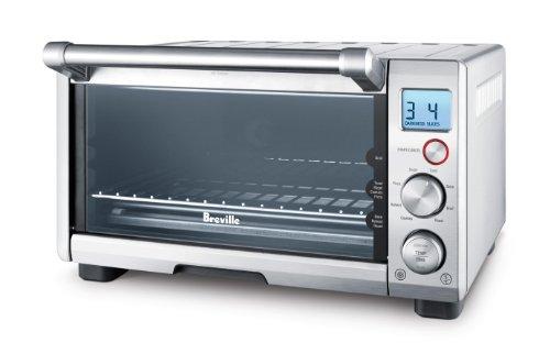 Breville BOV650XL Compact Smart Oven 1800-Watt Toaster