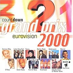 """Countdown Grand Prix Eurovision 2000"""