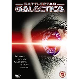 Battlestar Galactica - The Mini Series [2003] [DVD] [2004]
