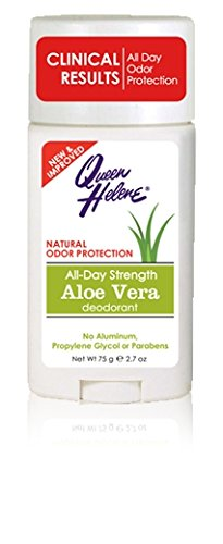 Queen Helene Aloe Deodorant Stick, 2.7 Ounce -- 6 per case.