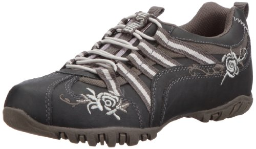Mustang Damen 1006401, Damen Sneaker, Schwarz (schwarz 9), EU 38