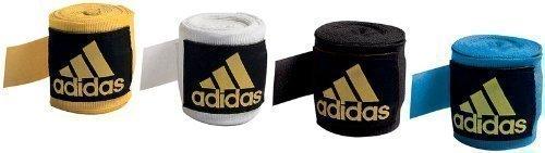 Adidas Handbandagen elastisch, 2,55m, 1 Paar schwarz schwarz